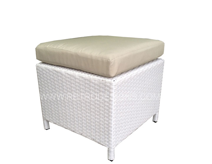 Centra 12 seater white wicker outdoor dining for Outdoor furniture 12 seater