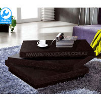 Artisco Square Brown Coffee Table