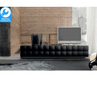 Black Tiara 1.8m TV Unit