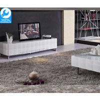 Tiarra White High Gloss  TV Unit