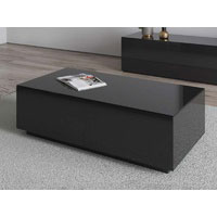 Black Suprilla Coffee Table