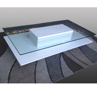 White Zhino Coffee Table
