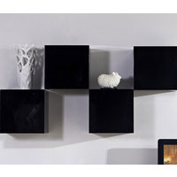 Black Gloss Galaxi Boxes