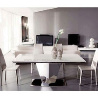 High Gloss Vindora Dining Table