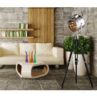 Abram Tripod Floor Lamp - Replica